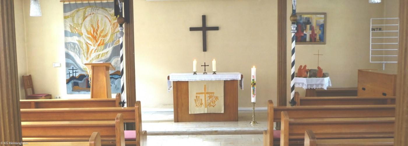 Altar in Feuerbach